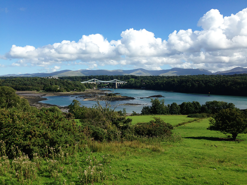 Travel Box Tuesday: The Menai Strait